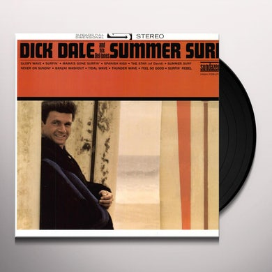 Dick Dale SUMMER SURF Vinyl Record