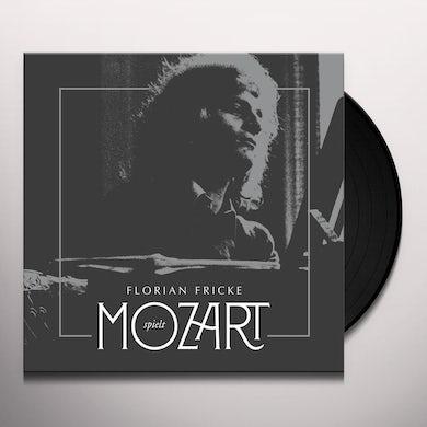 Florian Fricke SPIELT MOZART Vinyl Record