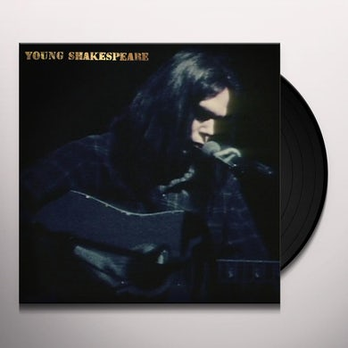 Neil Young Young Shakespeare Vinyl Record