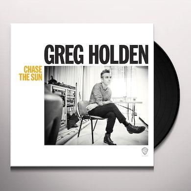 Greg Holden CHASE THE SUN Vinyl Record