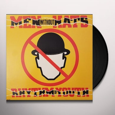Men Without Hats RHYTHM OF YOUTH Vinyl Record