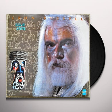 Leon Russell SOLID STATE Vinyl Record