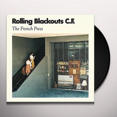 Rolling Blackouts Coastal Fever FRENCH PRESS Vinyl Record