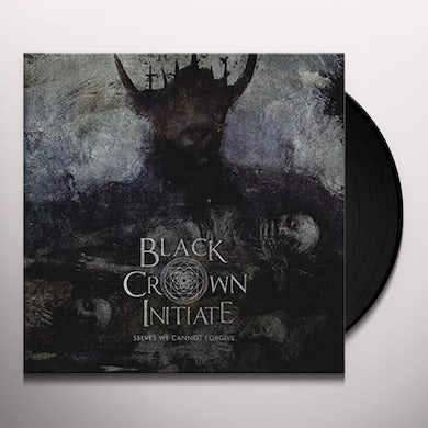 Black Crown Initiate SELVES WE CANNOT FORGIVE Vinyl Record