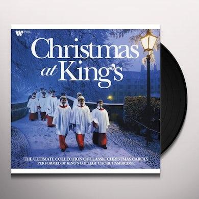 CHRISTMAS AT KING'S Vinyl Record