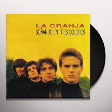 La Granja SONANDO EN 3 COLORES Vinyl Record