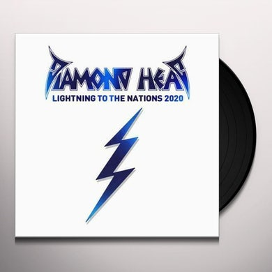 Lightning To The Nations 2020 Vinyl Record