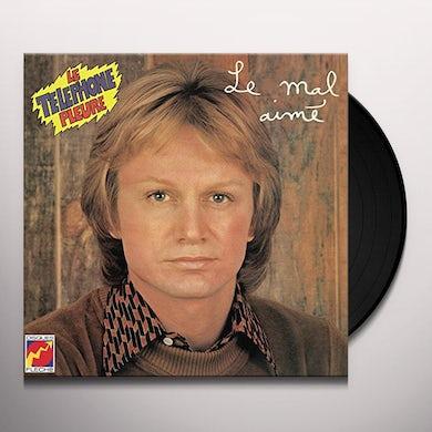 Claude François LE MAL AIME / LE TELEPHONE PLEURE Vinyl Record