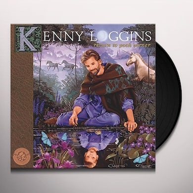Kenny Loggins RETURN TO POOH CORNER Vinyl Record