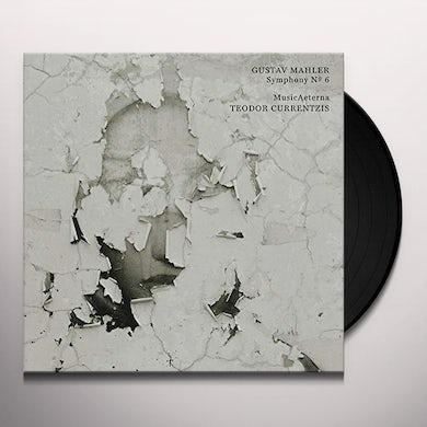 TEODOR CURRENTZIS MAHLER: SYMPHONY 6 Vinyl Record