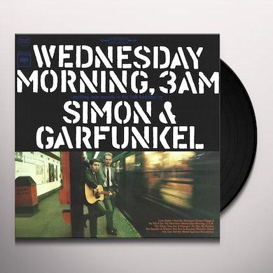 Simon & Garfunkel WEDNESDAY MORNING 3 A.M. Vinyl Record