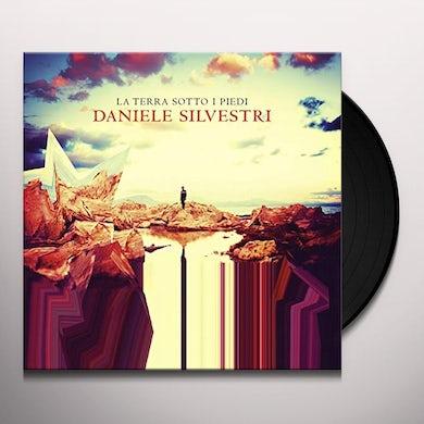 Daniele Silvestri LA TERRA SOTTO I PIEDI Vinyl Record