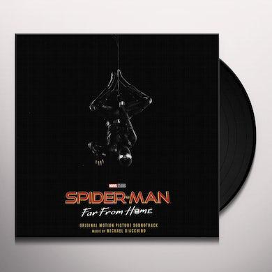 SPIDER-MAN: FAR FROM HOME / Original Soundtrack Vinyl Record