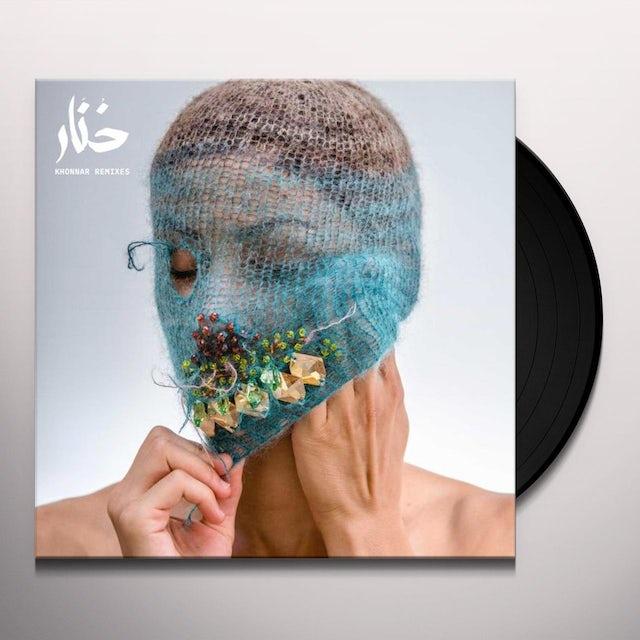 Deena Abdelwahed KHONNAR REMIXES Vinyl Record