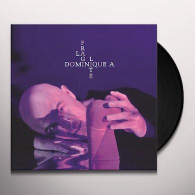 Dominique A LA FRAGILITE Vinyl Record