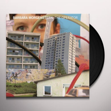 Barbara Morgenstern OPERATOR Vinyl Record