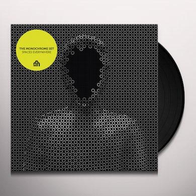 The Monochrome Set SPACES EVERYWHERE Vinyl Record