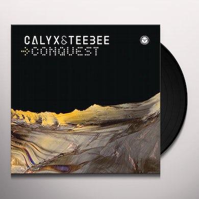 Calyx & Teebee CONQUEST Vinyl Record