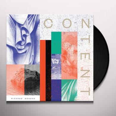 Ricardo Donoso CONTENT Vinyl Record
