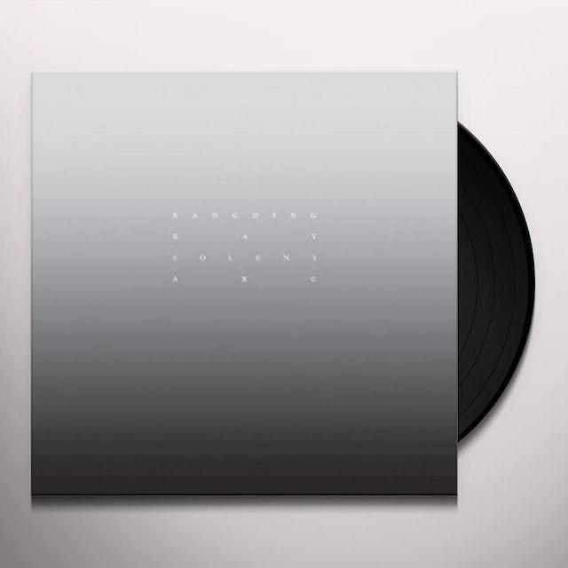 Kangding Ray SOLENS ARC Vinyl Record
