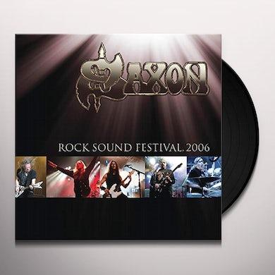 Saxon ROCK SOUND FESTIVAL: 2006 Vinyl Record