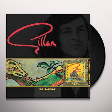 Gillan MAGIC Vinyl Record