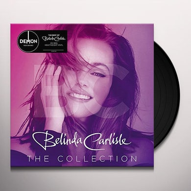 Belinda Carlisle COLLECTION Vinyl Record