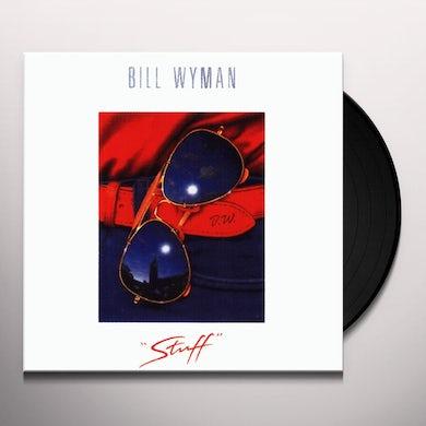 Bill Wyman STUFF Vinyl Record