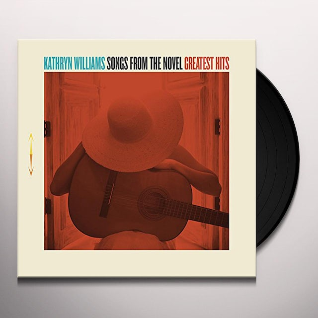 Kathryn Williams SONGS FROM THE NOVEL GREATEST HITS Vinyl Record