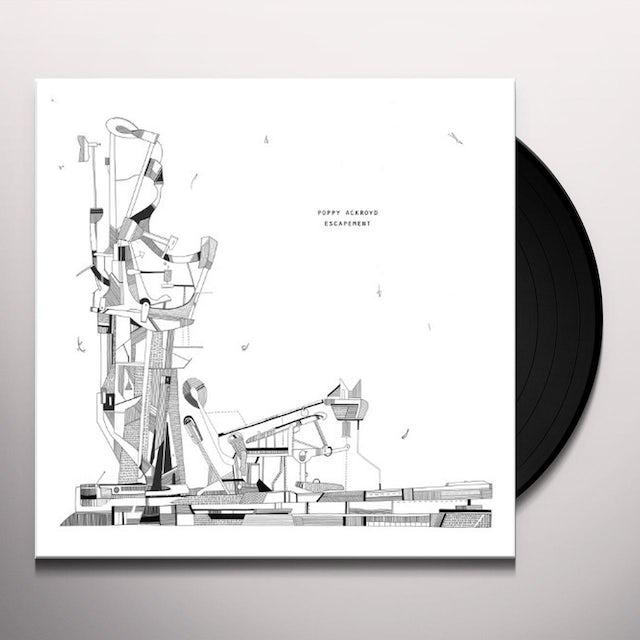 Poppy Ackroyd ESCAPEMENT Vinyl Record