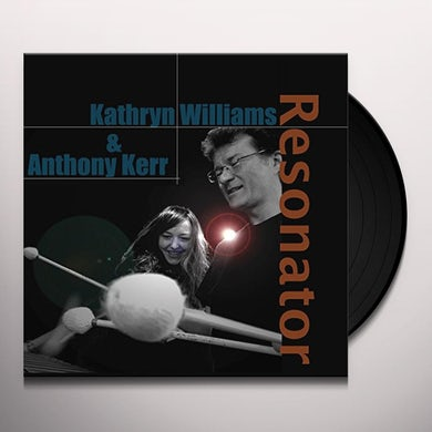 Kathryn Williams RESONATOR Vinyl Record