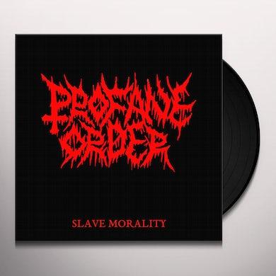 SLAVE MORALITY Vinyl Record