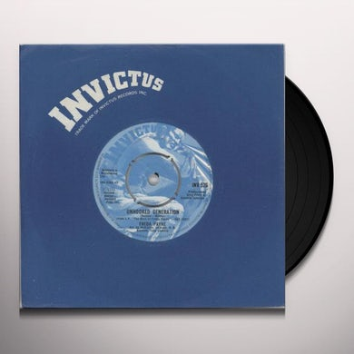 UNHOOKED GENERATION Vinyl Record
