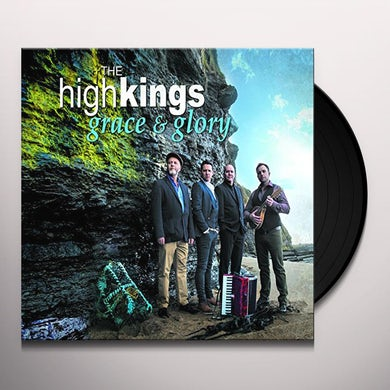 High Kings GRACE & GLORY Vinyl Record - UK Release