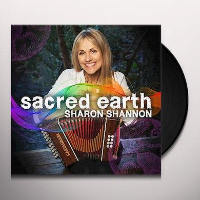 Sharon Shannon SACRED EARTH Vinyl Record