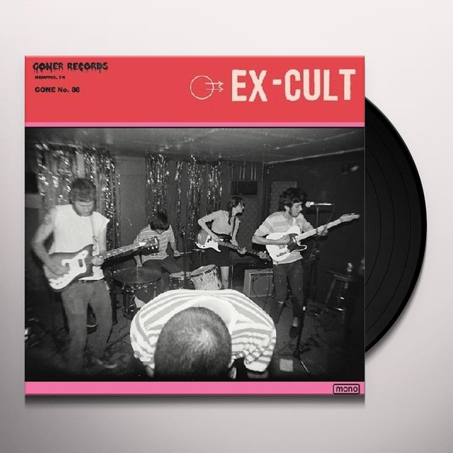 Ex-Cult Vinyl Record