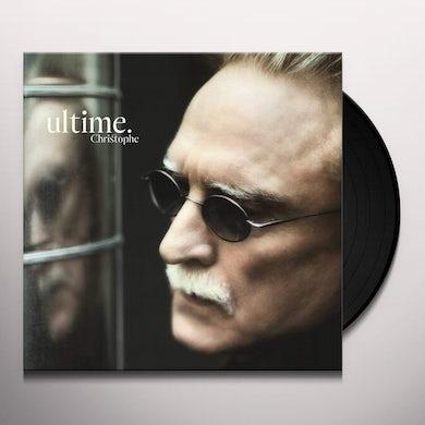 Christophe ULTIME Vinyl Record