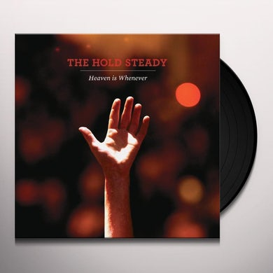 The Hold Steady HEAVEN IS WHENEVER (Vinyl)