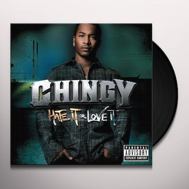 Chingy HATE IT OR LOVE IT Vinyl Record