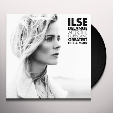 Ilse Delange AFTER THE HURRICANE & MORE Vinyl Record