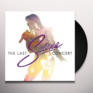 Selena Last Concert The Vinyl Record
