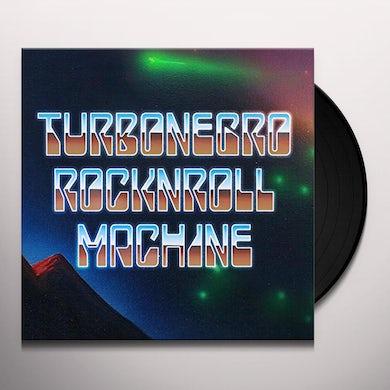 Turbonegro ROCKNROLL MACHINE Vinyl Record