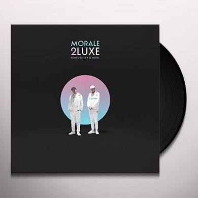 Romeo Elvis MORALE 2LUXE Vinyl Record