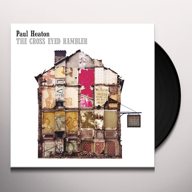 Paul Heaton CROSS EYED RAMBLER Vinyl Record