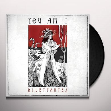 DILETTANTES Vinyl Record