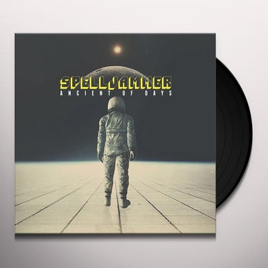 Spelljammer ANCIENT OF DAYS Vinyl Record