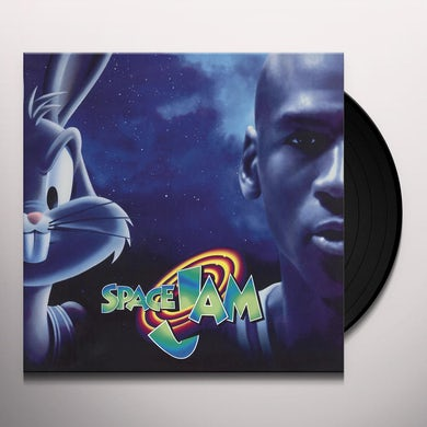Various Artists Space Jam (Music From And Insp Vinyl Record
