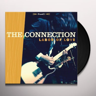 Connection! LABOR OF LOVE Vinyl Record