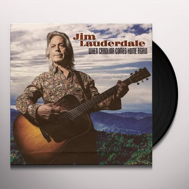 WHEN CAROLINA COMES HOME AGAIN (FIRST EDITION) (2LP/DL CARD) Vinyl Record