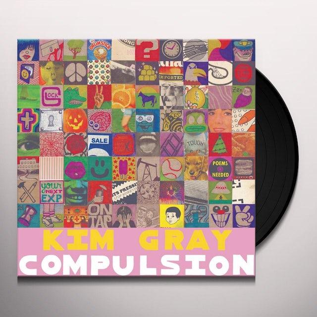 Kim Gray COMPULSION Vinyl Record